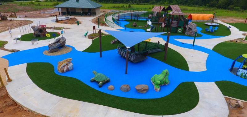 SSP Inclusive Playground