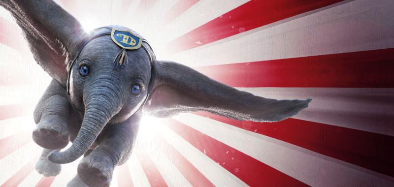 Dumbo (2019 live action)