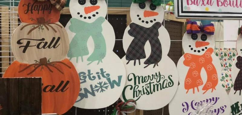 Santa's Market Craft Show