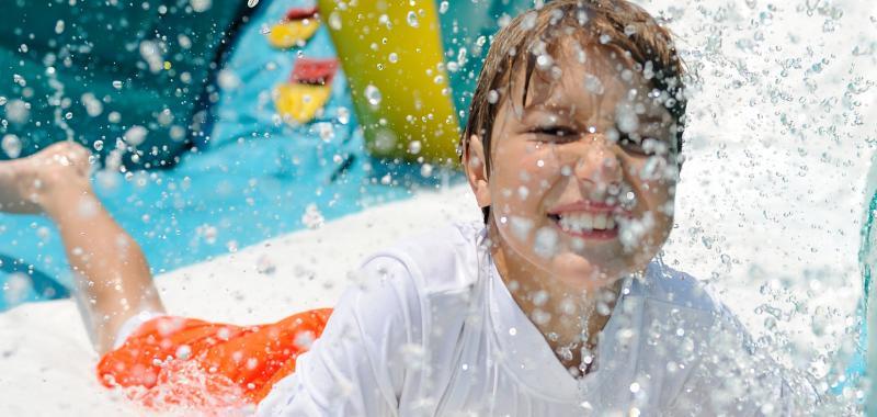 Slip, Slide & Splash!