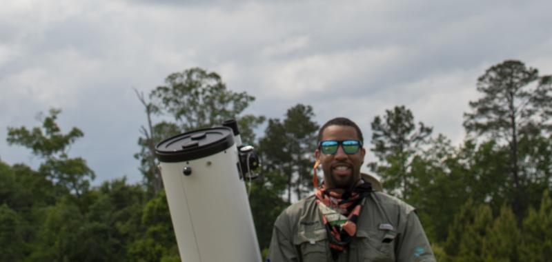 Drone Field Star Party