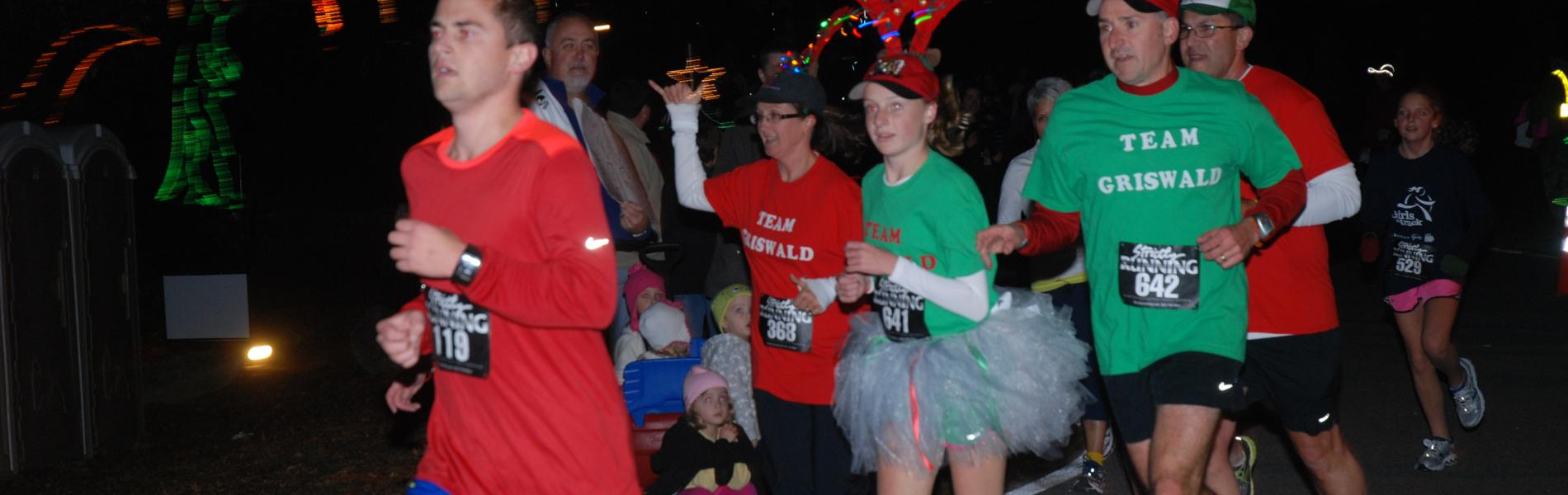 Sleigh Bell Trot runners