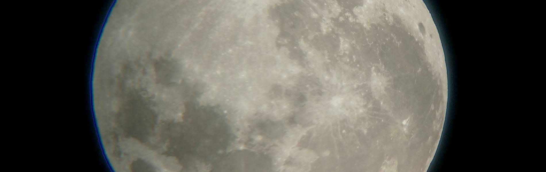 Lunar Astronomy