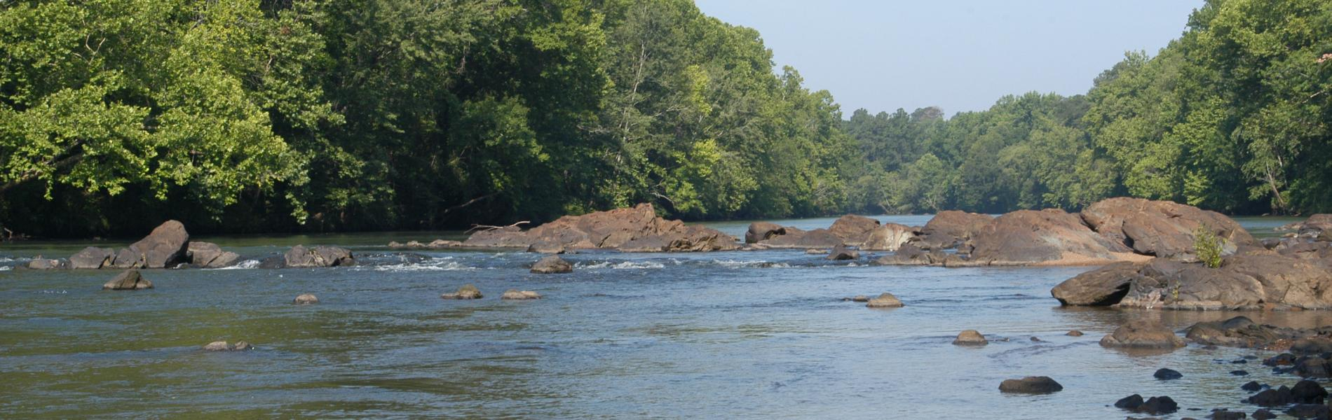 river sweep