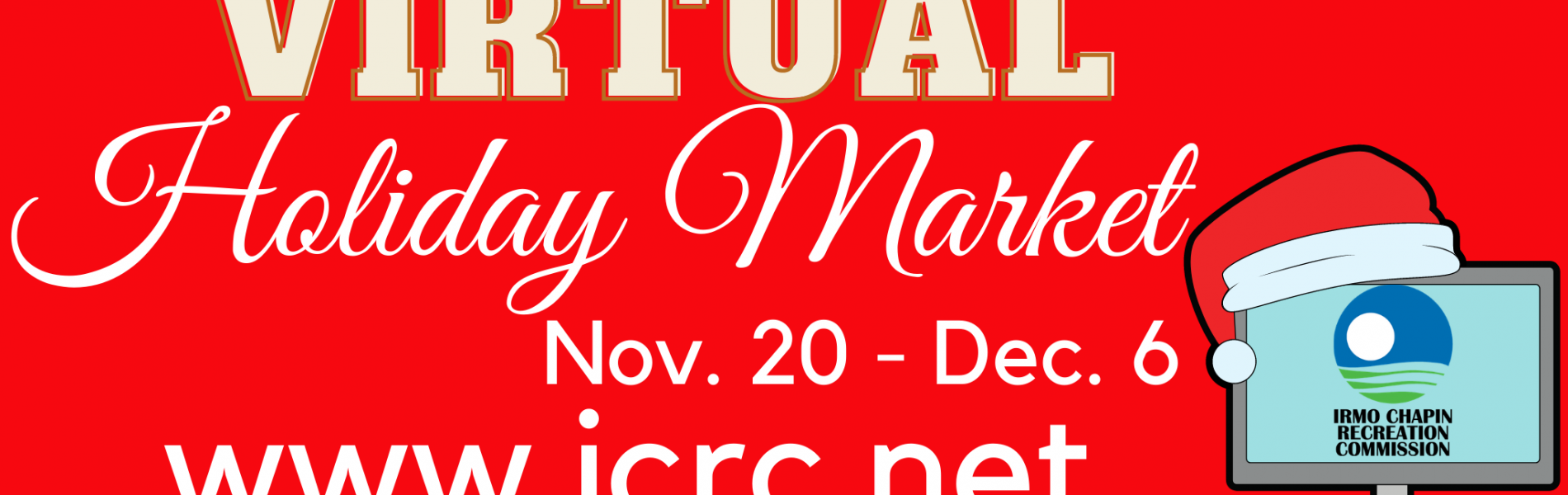 Virtual Holiday Market