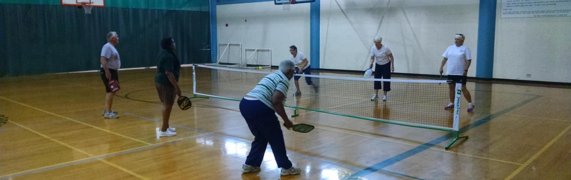 Pickleball Social