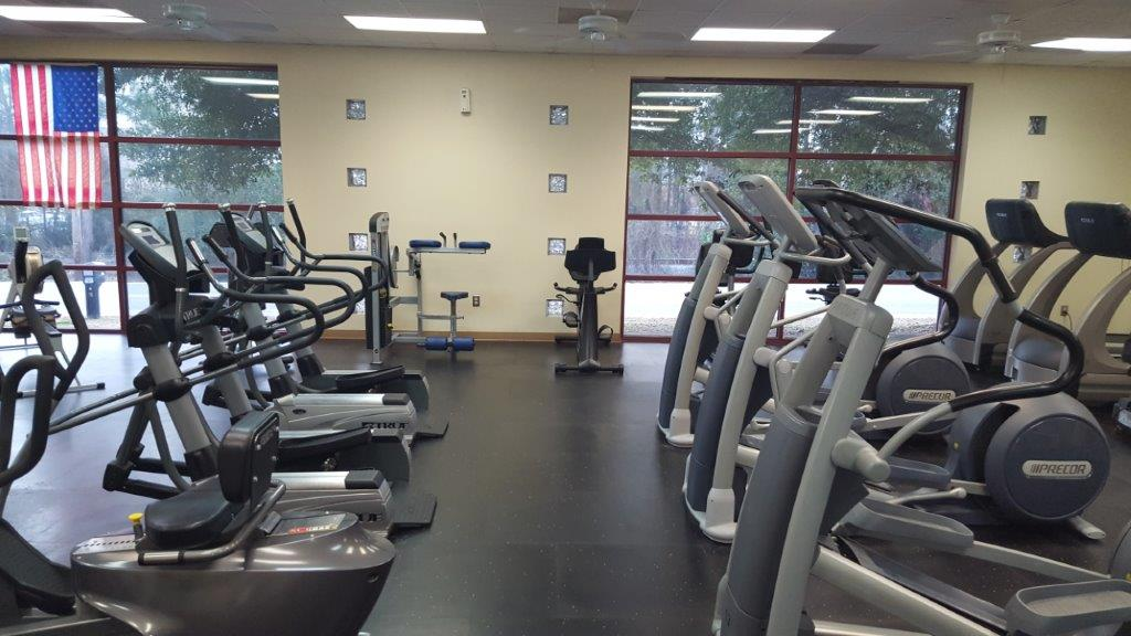SOP Fitness Room